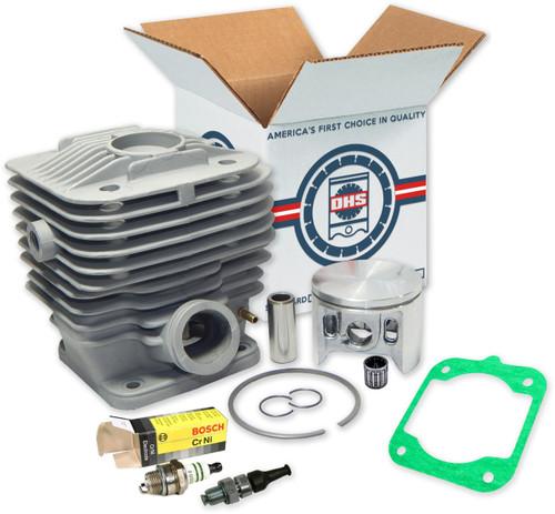 Cylinder Overhaul Kit w/ Deco Valve, Spark Plug   PC6430, PC6435   394-130-014