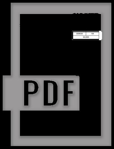 Parts Manual | VPG165A - Item: 0008038, REV 108 | Free Download