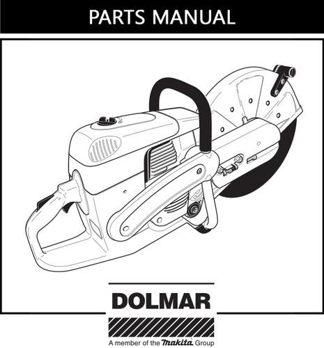 Parts Manual Dolmar Pc7314 Free Download Dhs Equipment