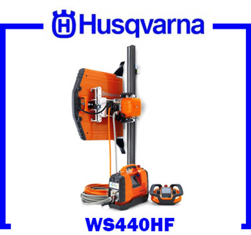 Axial Journal | Husqvarna WS440HF | 2009-38 | 531122034