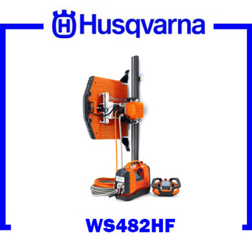 Axle, Guide - Lower | Husqvarna WS482HF | 2009-38 | 531122358