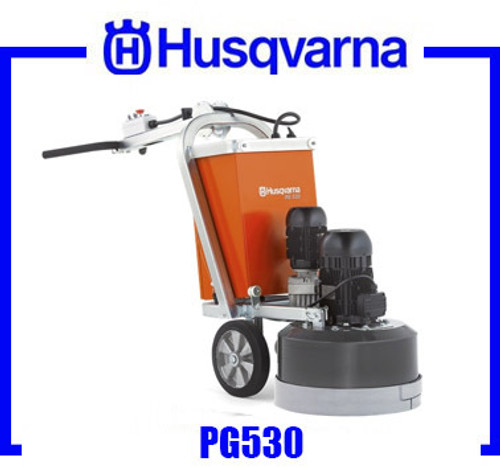 10Mm 415V Green Light Indlp | Husqvarna PG530 Machine 0904-01 & Up | 504739601