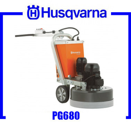 10Mm 415V Green Light Indlp | Husqvarna PG680 Machine #0904-1 & Up - 2009-07 | 504739601