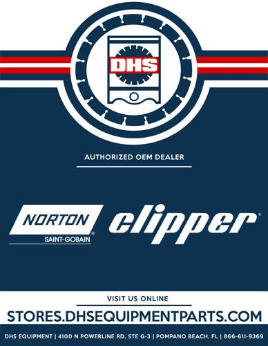 Flange Kit | Norton CP 514 | 510107036