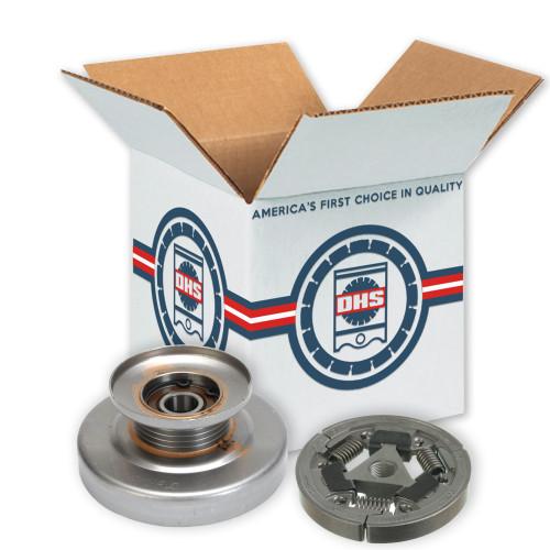 Clutch & Clutch Pulley | Stihl TS410, TS420 | 4238-160-2002, 4238-760-8500