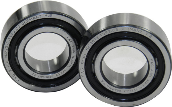 Wacker Wp1540 Wp1550 Exciter Bearing Set 0073427