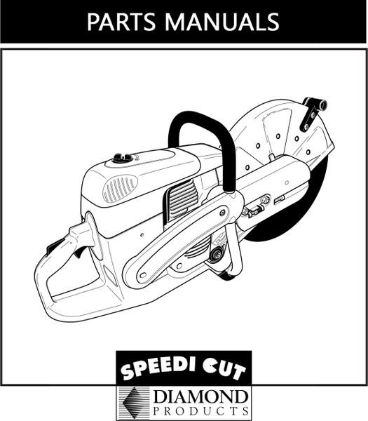 Parts manual | speedicut sc7314xl | free download dhs equipment.