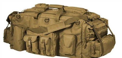 """Coyote """"MOJO"""" Loadout Bag By Voodoo Tactical"""