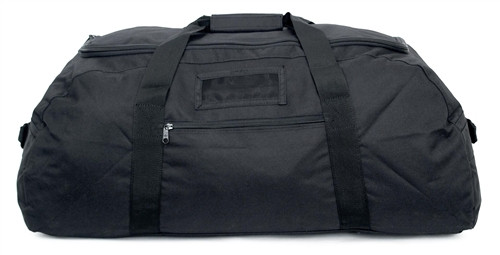 Black Convertible Duffle/Backpack