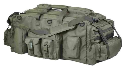 """OD """"MOJO"""" Loadout Bag By Voodoo Tactical"""