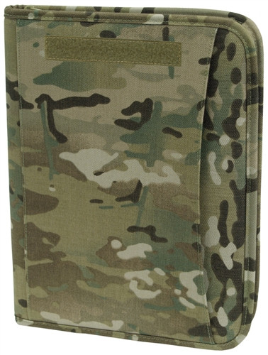 Multicam OCP Zippered Padfolio