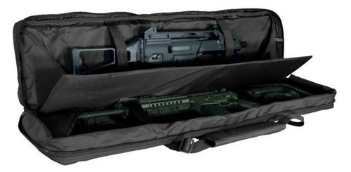 """Black 36"""" Padded Weapons Case (No B/P Straps)"""