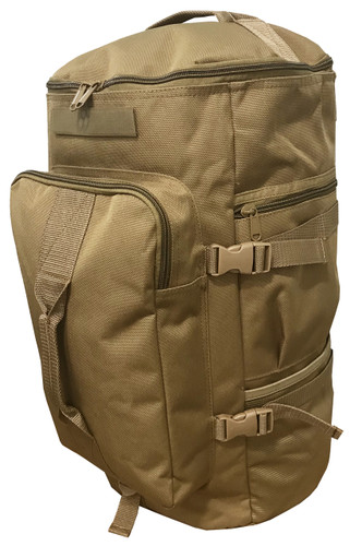 "Coyote GTFO 20"" Top Loading Duffle Bag"
