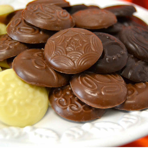 Chocolate Wafers 1/2lb.