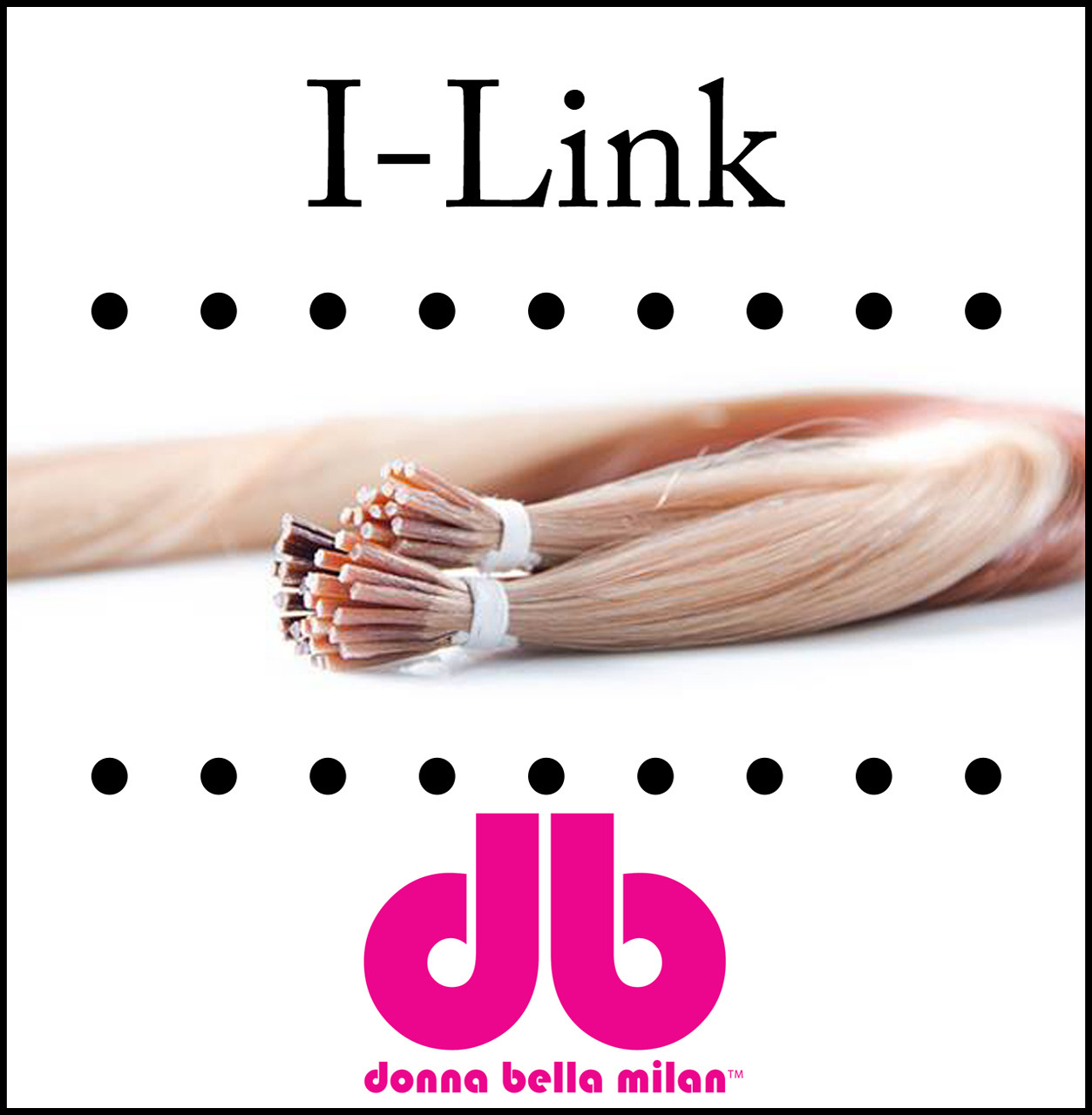Donna Bella I-Link Hair Extensions