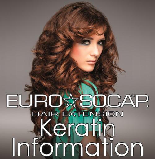 Euro SoCap Keratin Information