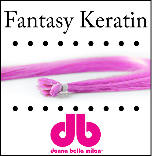 Donna Bella Kera-link Fantasy Colors 18""
