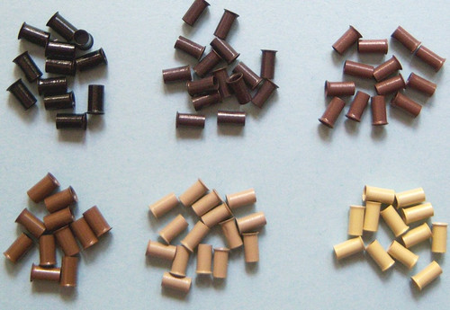 Free Copper Micro Rings