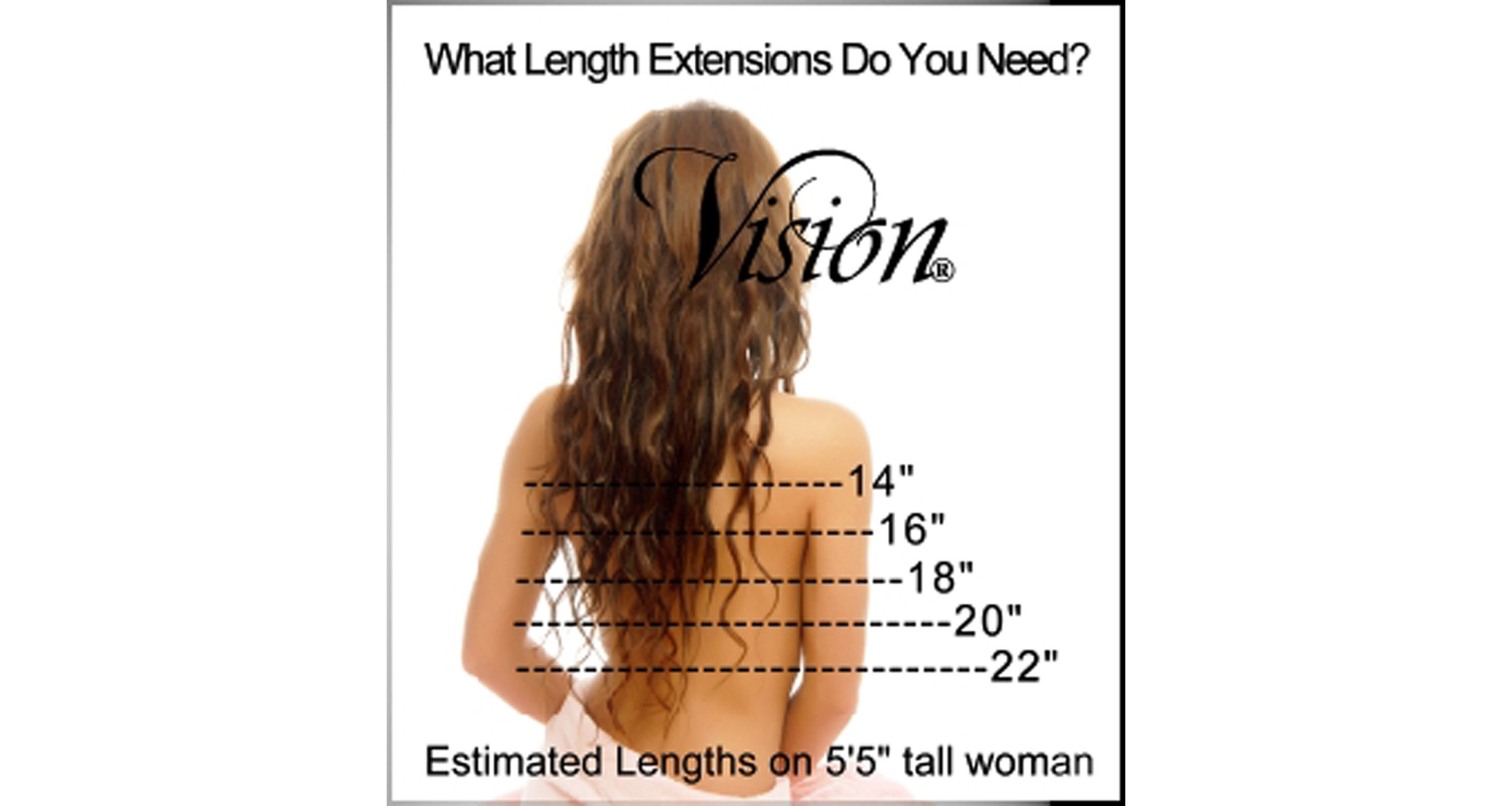 What Length Hair Extensions Do You Need?