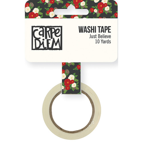 Very Merry Christmas Collection Just Believe Washi Tape by Simple Stories - 10 Yards