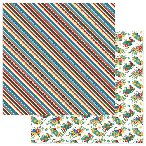 Daily Grind Collection Expresso Yourself 12 x 12 Double-Sided Scrapbook Paper by Photo Play Paper