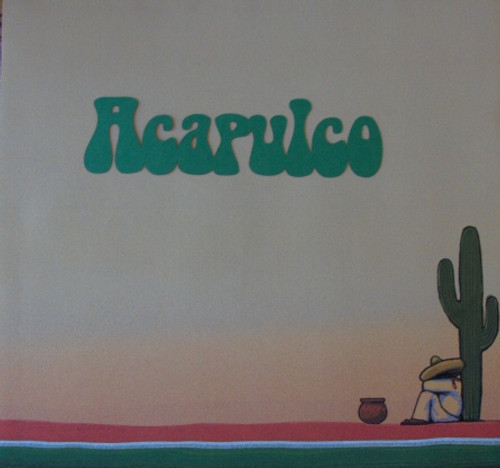 Acapulco Laser Cut (shown on Cactus Siesta paper sold separately) by Memories of Yesterdays