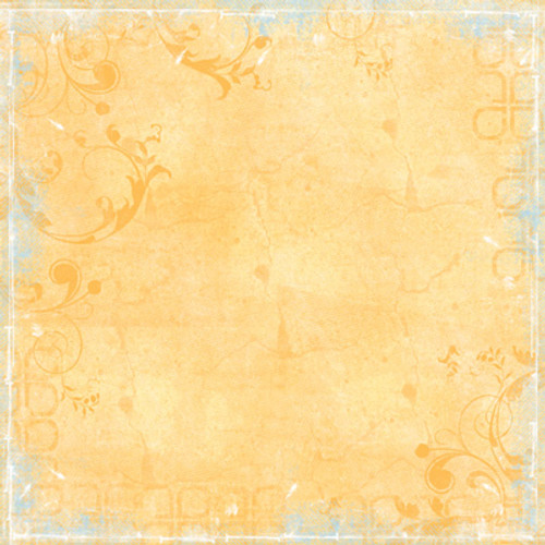 Tropical Collection Shine 12 x12 Scrapbook Paper by Scrapbook Customs