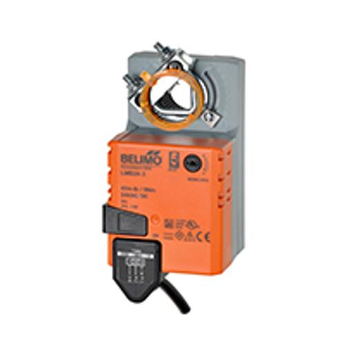 Belimo Damper Actuator - Damp.Rotary, 45in-lb, SR(2-10V), 24V