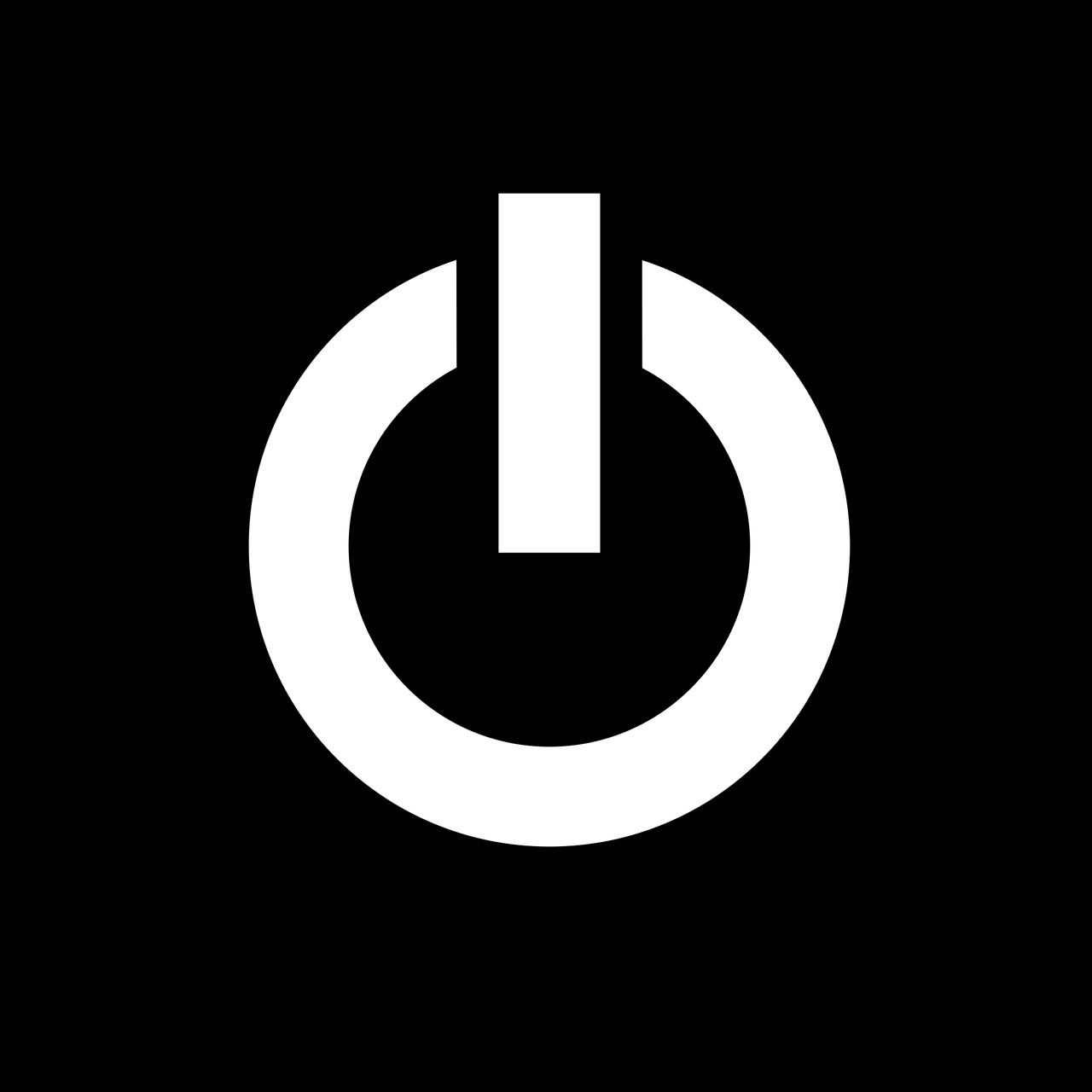 Power Symbol Knob Sticker Victus Sports