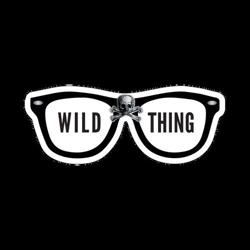 Wild Thing Knob Sticker