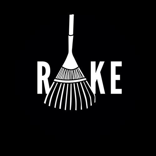 Rake Knob Sticker