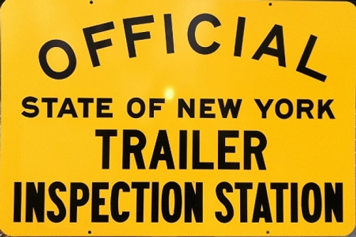 NYS Trailer Inspection Station