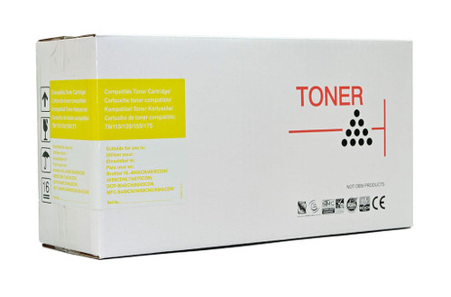Brother Compatible TN155 Yellow Toner Cartridge