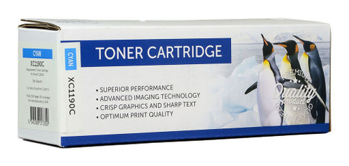 Fuji Xerox Compatible CT201261 Cyan Laser Cartridge