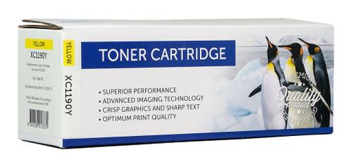 Fuji Xerox Compatible CT201263 Yellow Laser Cartridge