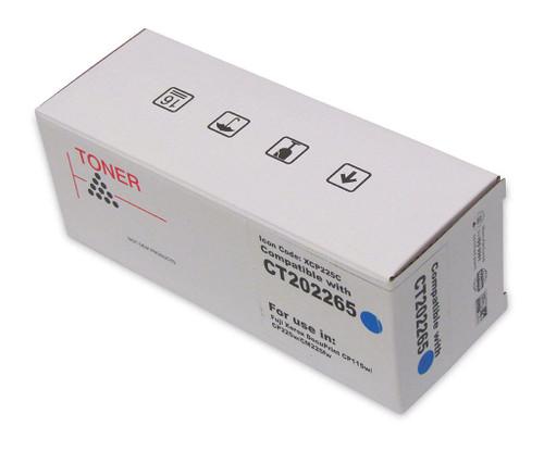 Fuji Xerox Compatible CT202265 Cyan Laser Cartridge