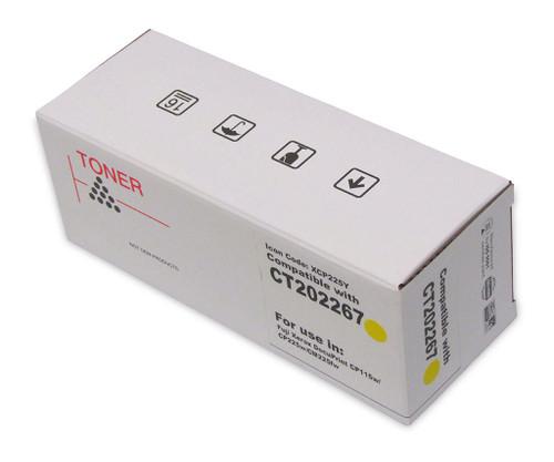 Fuji Xerox Compatible CT202267 Yellow Laser Cartridge