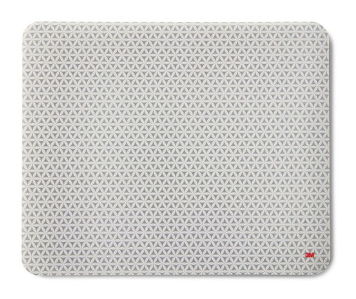 3M Mouse Pad Precise MP200PS Repositionable Silver