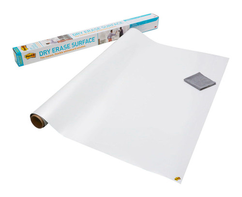 3M Post-It Whiteboard Dry Erase Surface DEF8X4 W2400 X H1200mm