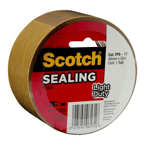 3M Scotch Sealing Tape 3609 FPS-1T 48mm x 50m Tan