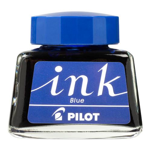 Pilot Fountain Pen Ink Blue 30ml Bottle (INK-30-L)