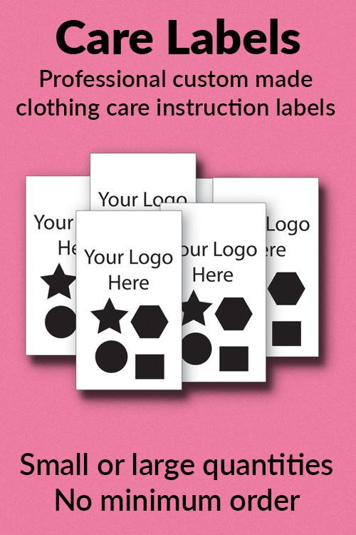 Custom Sew On Labels Name It