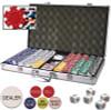750 Chip Complete Set w/ Aluminum Case