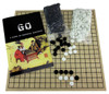 Go Game with Wood Board - Strategy Game