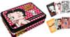 Betty Boop - Playing Card Tin Set