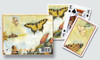 Tulips and Butterflies - Double Deck Playing Cards