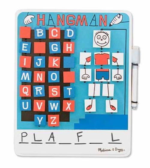 Hangman - Flip to Win Travel Game