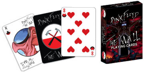 Pink Floyd: The Wall - Playing Card Deck