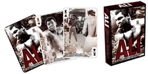 Muhammad Ali - Playing Card Deck