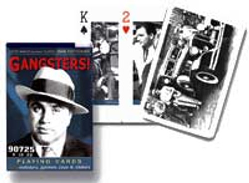 Gangsters - Playing Cards